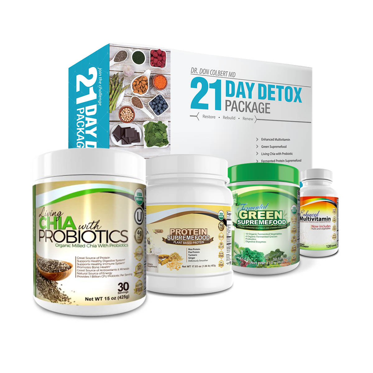 21 Day Detox Package