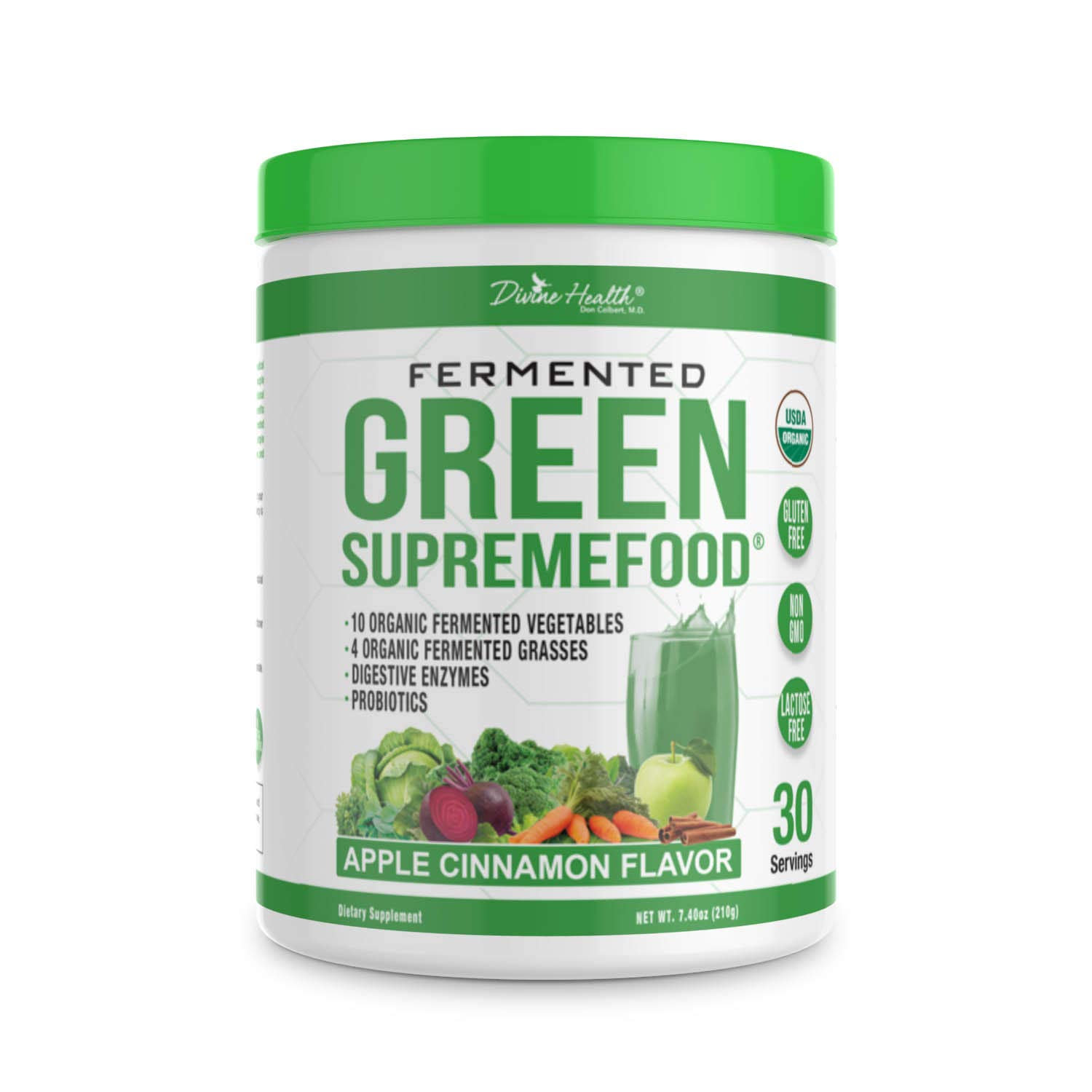 Divine Health Fermented Green Supremefood®