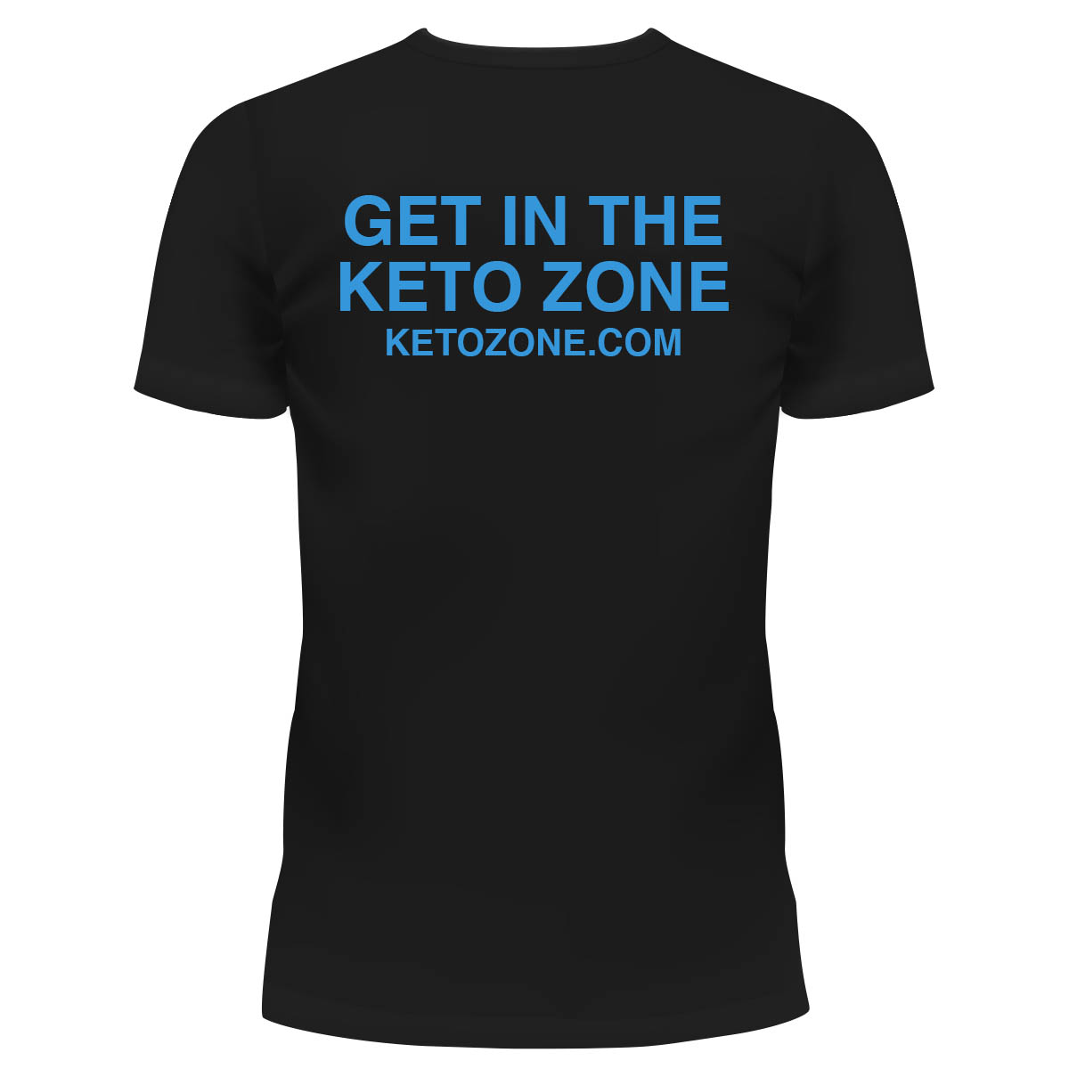 New! Keto Shirts For Men (Black)