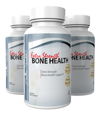 Extra Strength Bone Health – (90 Day Supply)