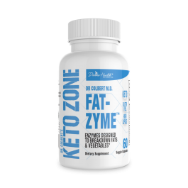 Keto Zone® Fat-Zyme® | An Enyzme Designed for the Keto Zone Diet |