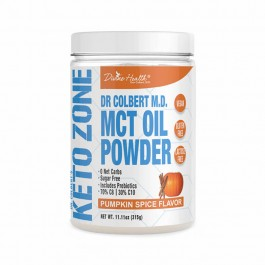 Keto Zone MCT Oil Powder (Pumpkin Spice)