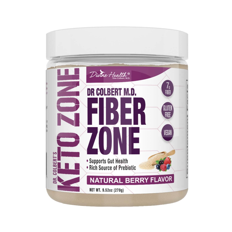 Fiber Zone (Berry Flavored)