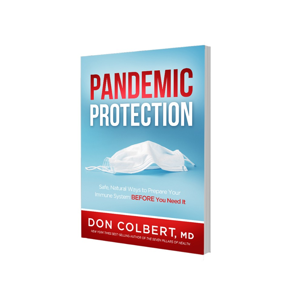 Dr. Colbert's Pandemic Protection Book (Softcover)