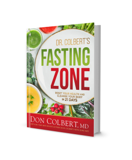 Dr. Colbert's Fasting Zone: Reset Your Health and Cleanse Your Body in 21 Days