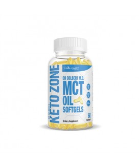 Keto Zone MCT Oil Softgels