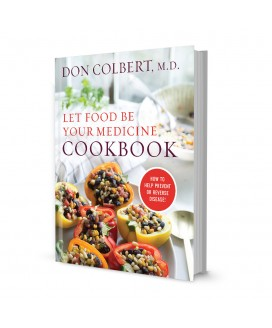 Let Food Be Your Medicine Cookbook (Hardcover)