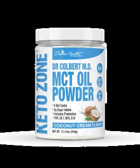 Keto Zone® MCT Oil Powder | Coconut Cream |