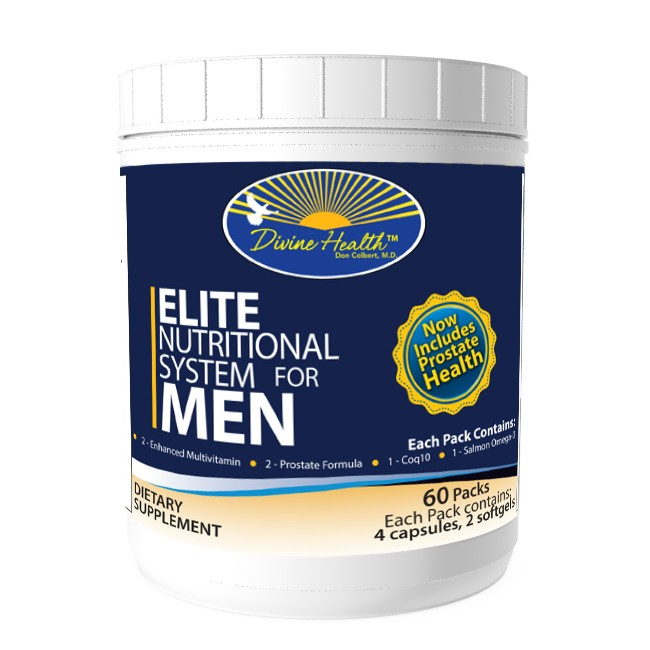 Elite Nutritional System for Men