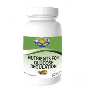 Nutrients for Glucose Regulation Sale $19.98 Product ID: NGF SaS ID# 516744573 :