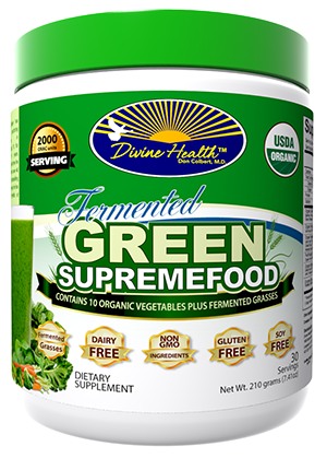 Green Supremefood by Dr. Don Colbert (Sweet & Delicious)
