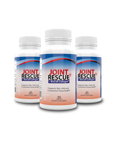 Joint Rescue + Biocell® Collagen (Replaces Skin & Joint Formula) (90 Day Supply)