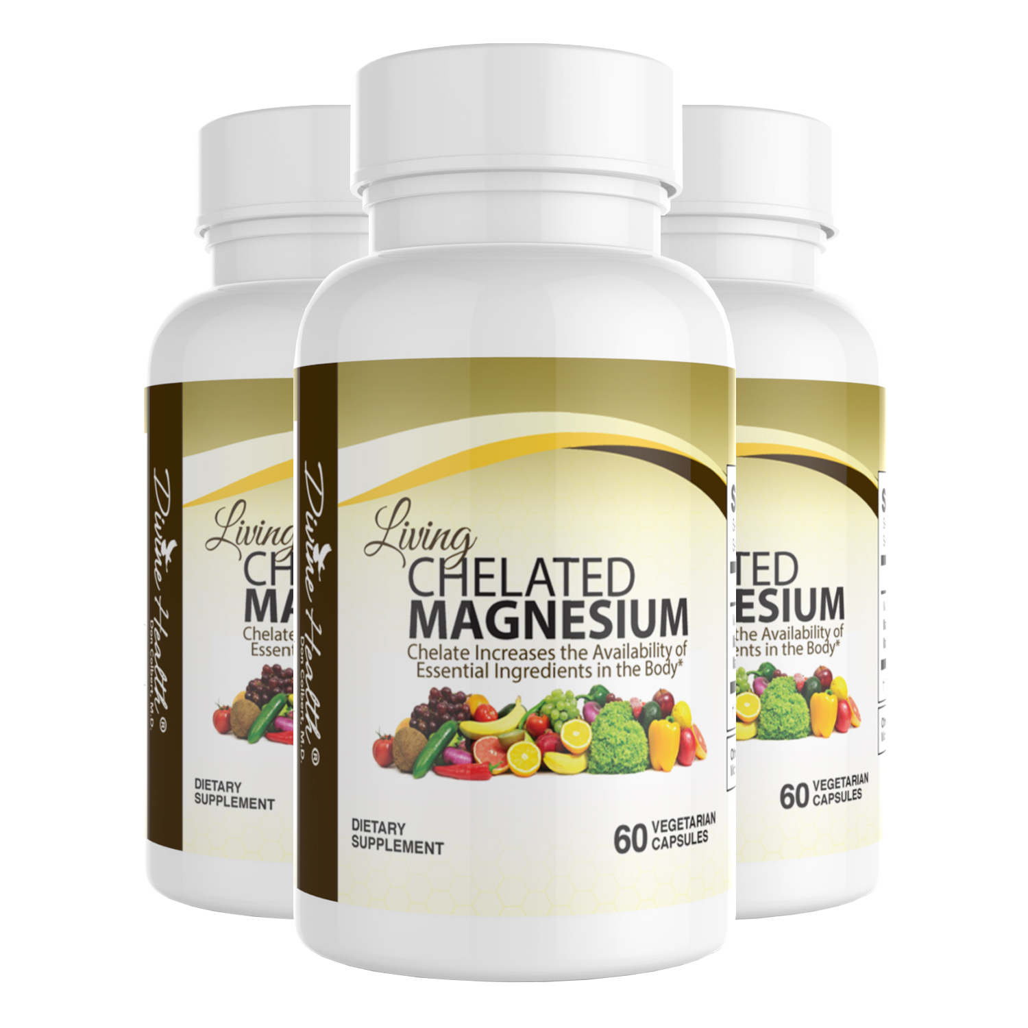 Chelated Magnesium (90 Day Supply)