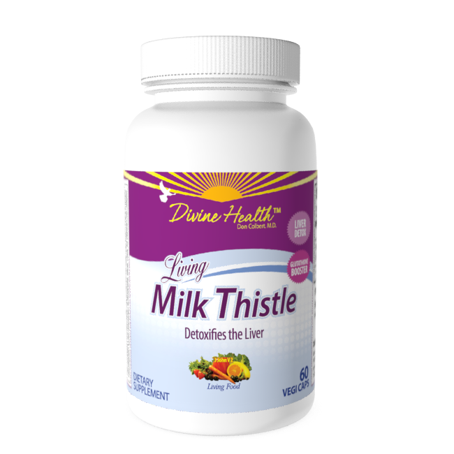 Living Milk Thistle Sale $19.99 Product ID: 18436DH SaS ID# 516744555 :
