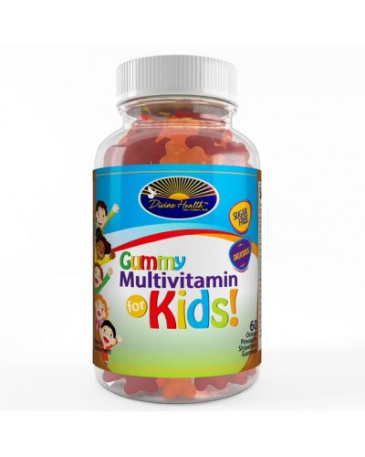 Sugar Free Multivitamin for Kids Gummy (Tropical Fruit Flavor)