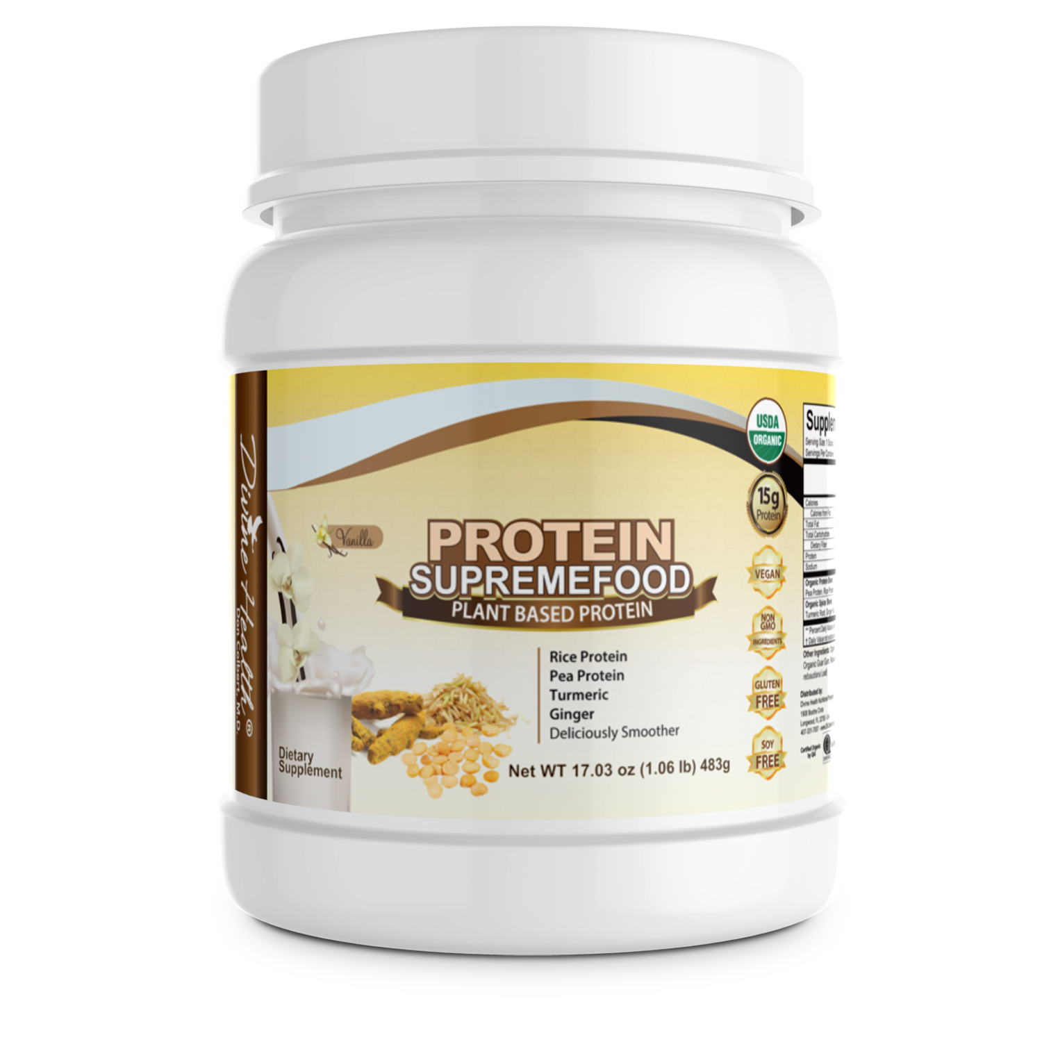 Protein Supremefood® (483 Grams)