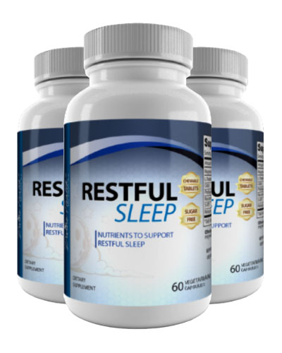 Restful Sleep - (90 Day Supply)
