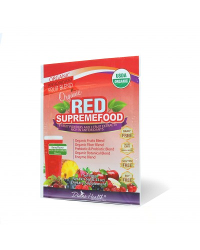 Red Supremefood® Sachet (1 Packet)