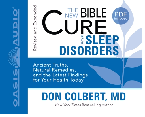 The New Bible Cure for Sleep Disorders (2 CD´s)