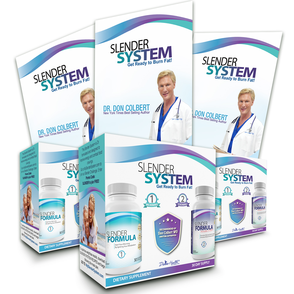 Slender System (90 Day Supply)