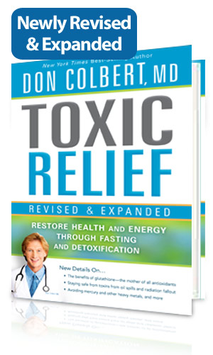 Toxic Relief Book (Revised & Expanded)