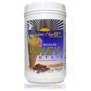Enhanced Whey Protein -- Chocolate