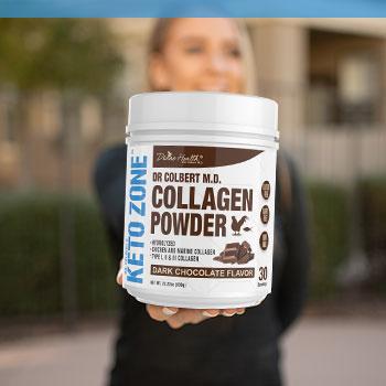 chocolatecollagenpowder