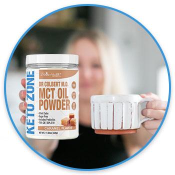 divine-health-keto-zone-mct-oil-powder-caramel-flavor-image1