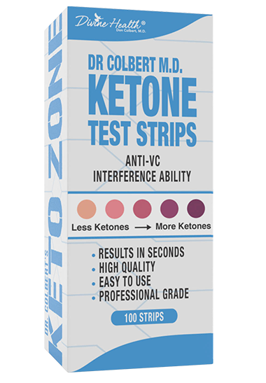 Keto Zone Ketone Test Strips