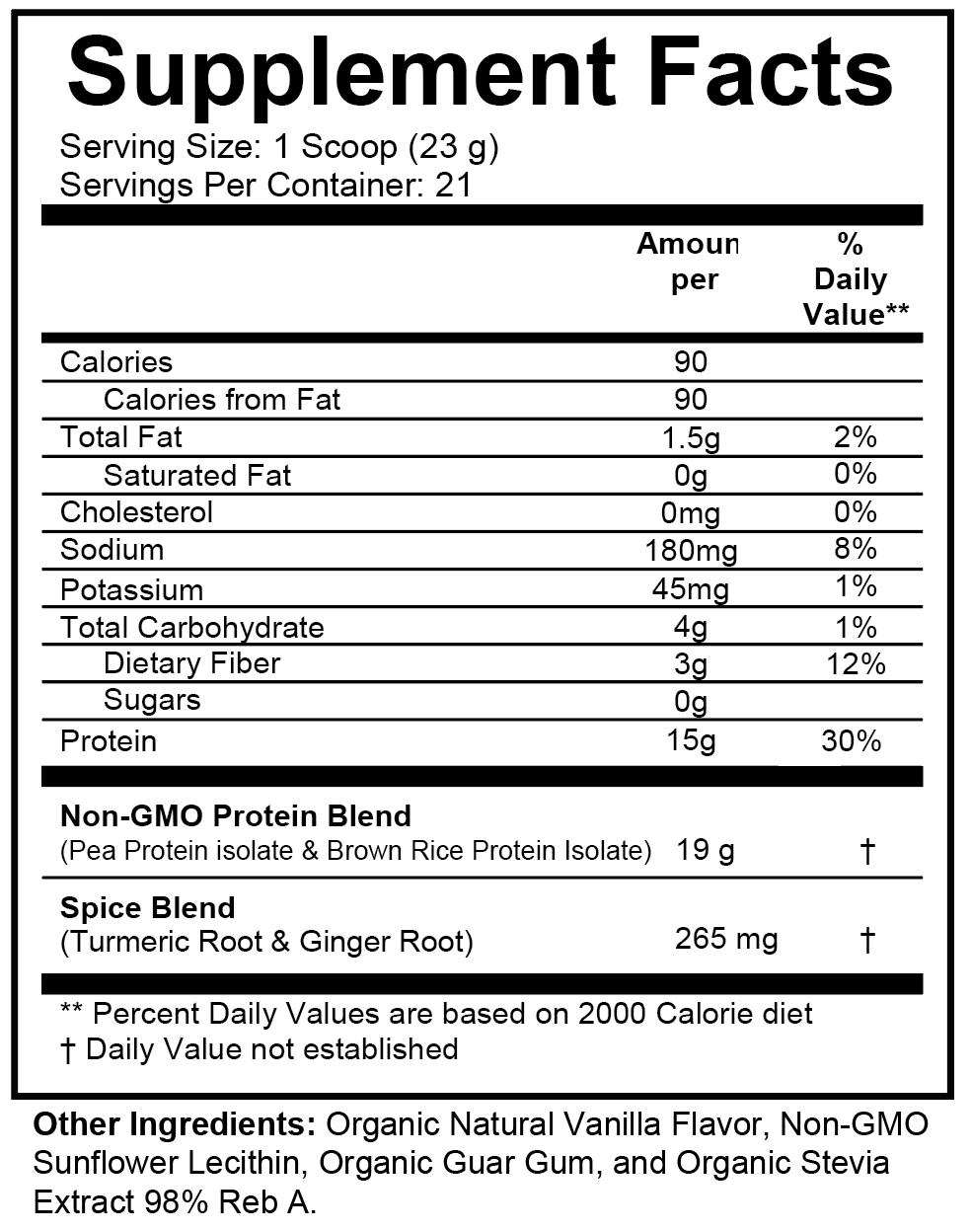 Protein Supremefood SF